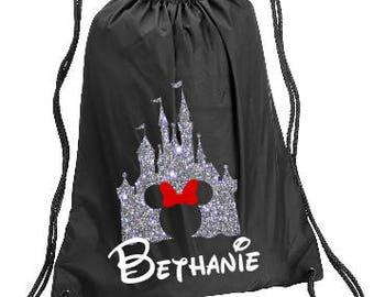 Minnie Castle Personalized bag 69abaaf3936b9