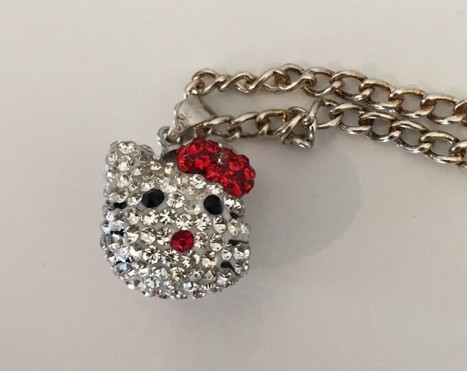 18 Cat Necklace
