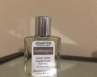 Ambergris by Demeter Fragrance Library
