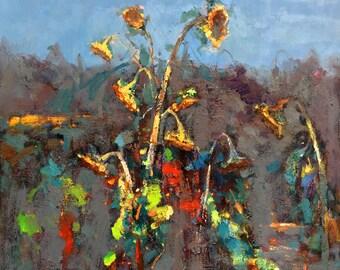 Sunflowers 205