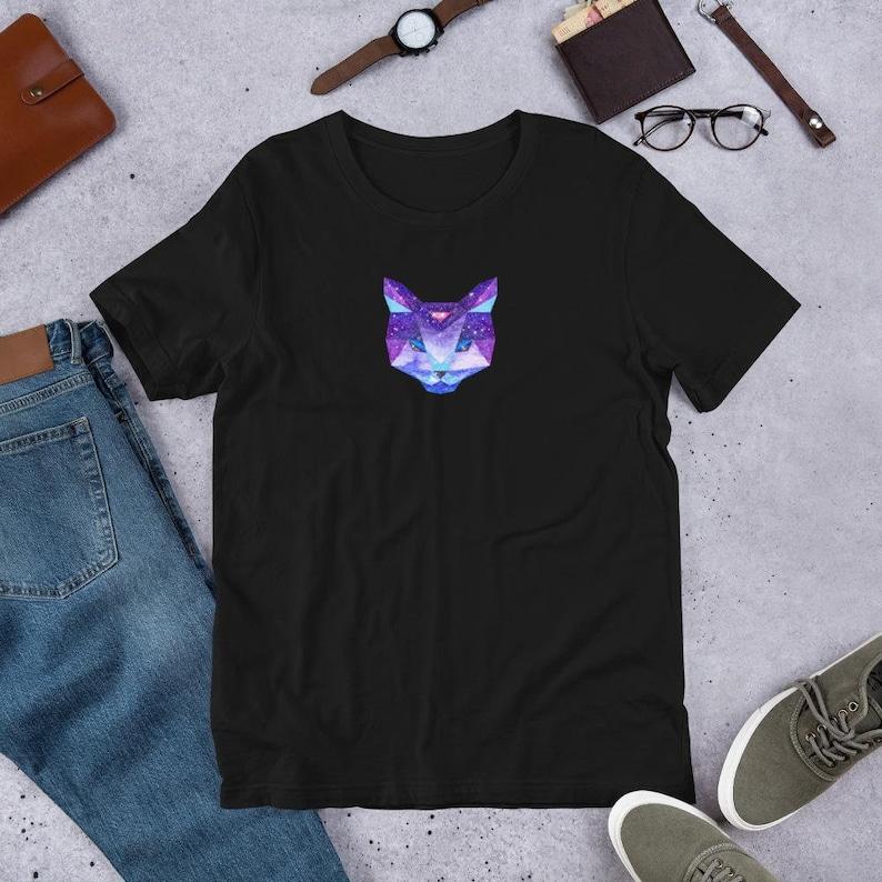 Space Cat T-Shirt
