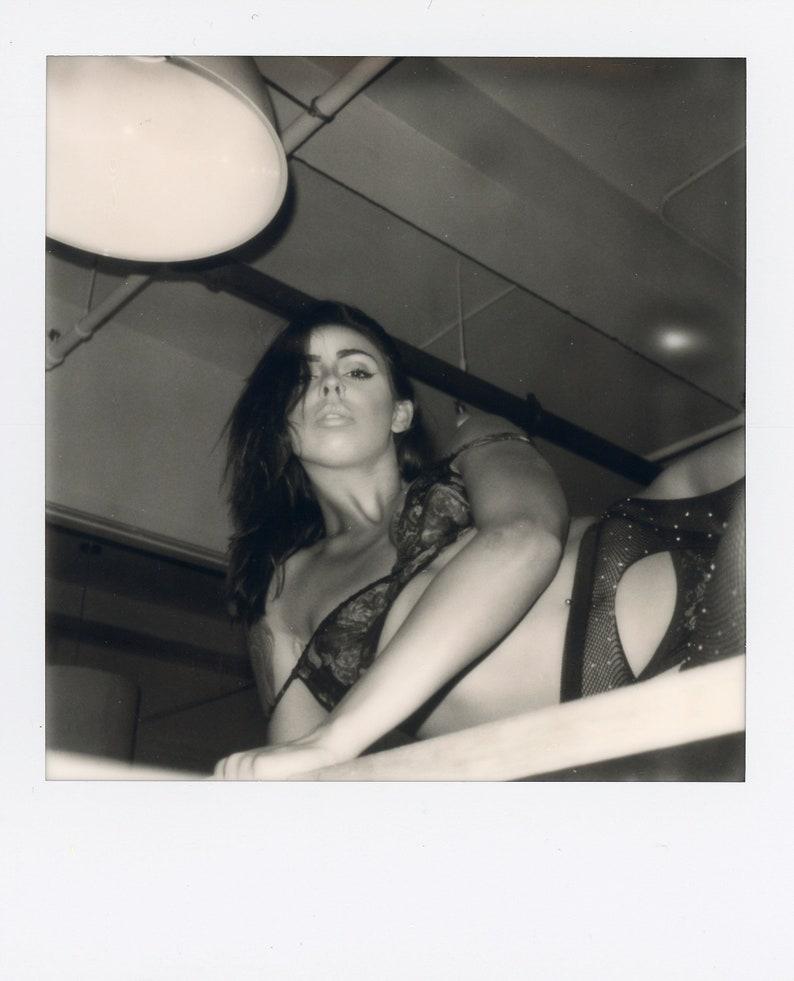 Cynthia Luxx Polaroid 600 | Etsy