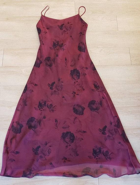 1990s Vintage Women's Slip Dress