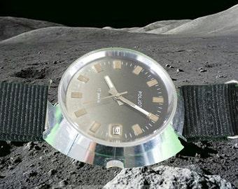 1970's Russian Mechanical Poljot Watch