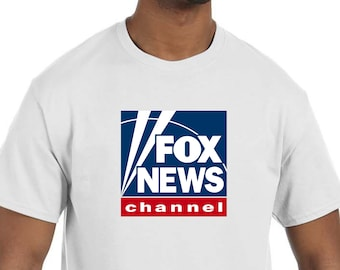 013ba37d Fox News T-Shirt NEW (NWT) *Pick your color & size*