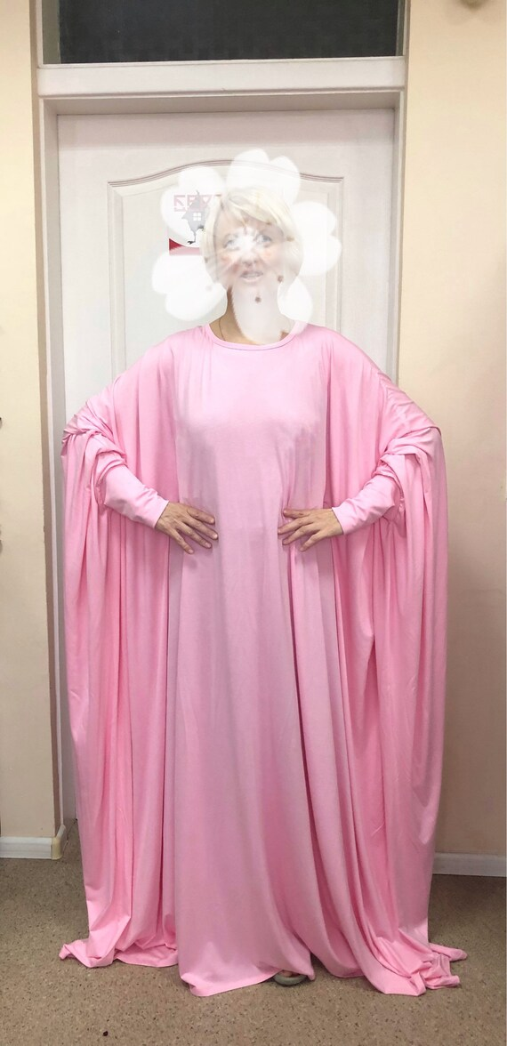 clothing resort maxi dress dress bohemian jilbab Summer Plus evening islamic wear resort size loose weat muslim wqXx50C
