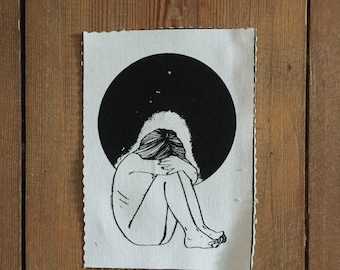 Patches Patch Girl Moon
