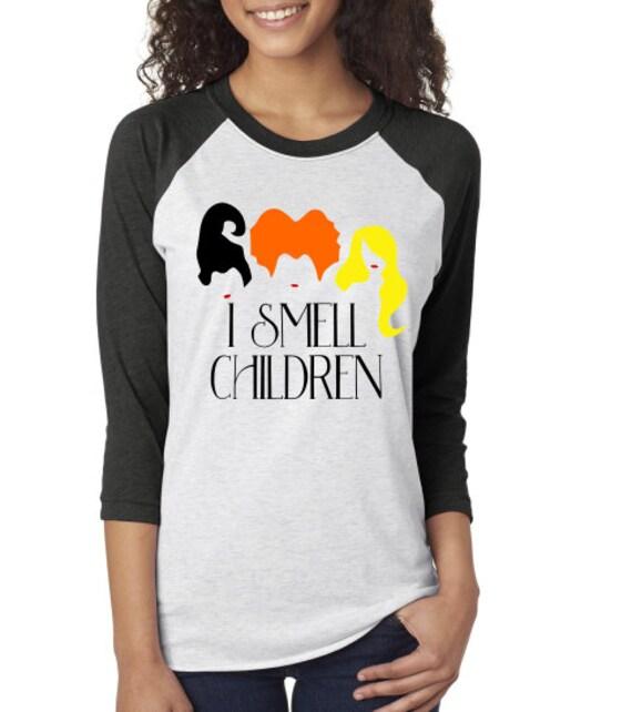 7f0045d0a I Smell Children Hocus Pocus Shirt Funny Women's | Etsy
