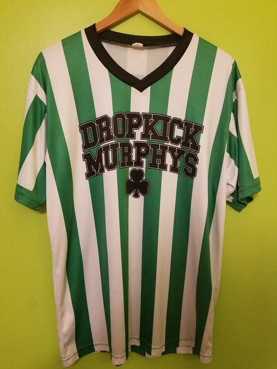 Dropkick Murphys Soccer Jersey Size Large