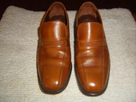 Men's Tan Florsheim Loafers