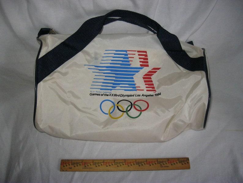 D'été De Los GymJeux Vintage Sac Olympiques 198423e Olympiade Olympique Sportsalle Angeles nO0kXwP8