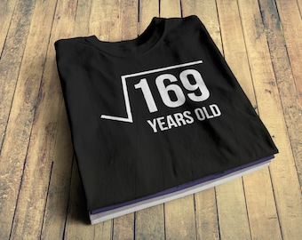 Square Root Of 169 T Shirt