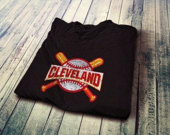 Cleveland Baseball T-Shirt - Cleveland Ohio Baseball Gift Tee Shirt - Cleveland Indians - Cleveland Indians shirt - Cleveland Tribe