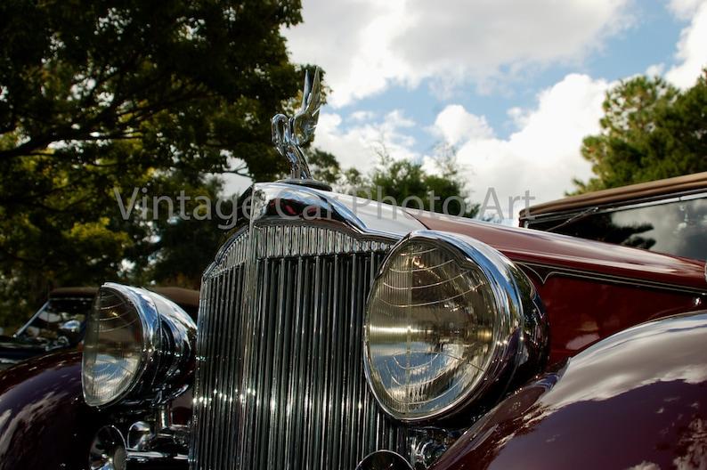 Packard Swan Packard Hood Ornament Vintage Car Classic Car Antique Car Decor Printable Digital Download Photo Download