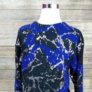 Women/'s Size Large Medium 48 Vintage 1960s Ambassador Hotel Far East Mansion Hong Kong Rare Crop Cardigan Sweater