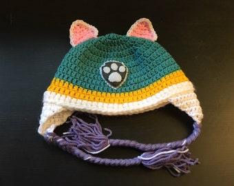 Everest - Paw Patrol Crochet Hat