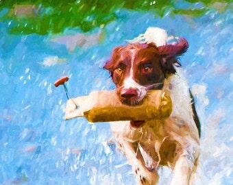 Custom Pet Portrait, Custom Dog Portrait, Custom Cat Portrait