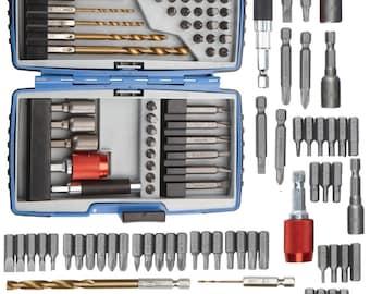 TopLine USA Micro Drill Bit #1 M2 HSS Bright Finish 4pcs