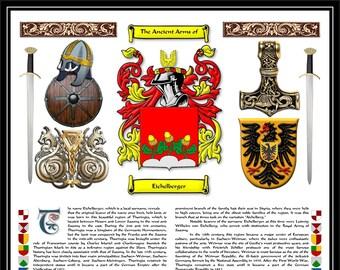 german family crest finder