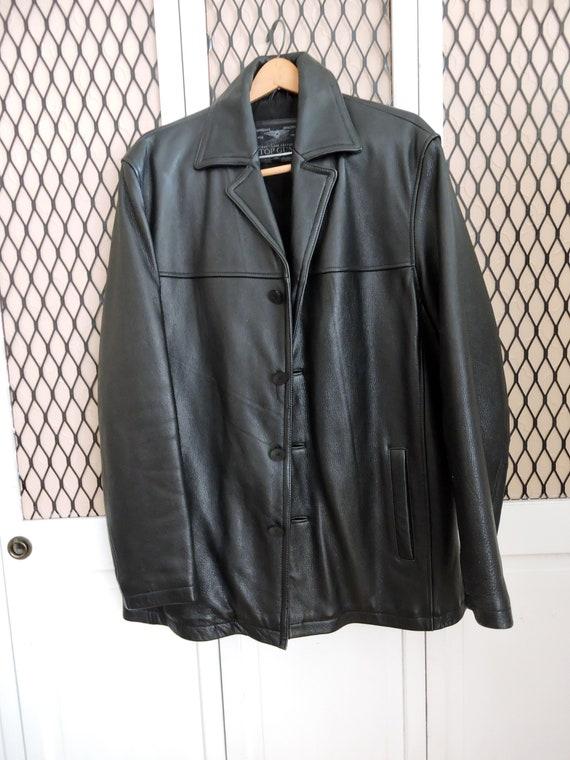 TOP GUN Leather Jacket, Top Gun Authentic Since 19