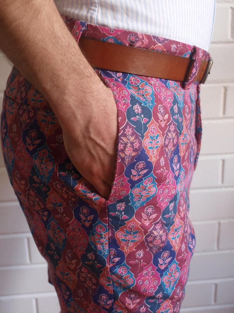 SEWING PATTERN PDF Men/'s Shorts