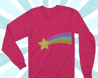 7366fb5a7 Child Size Mabel Sweater Gravity Cosplay Long Sleeve shirt