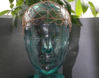 Triangle Head Piece