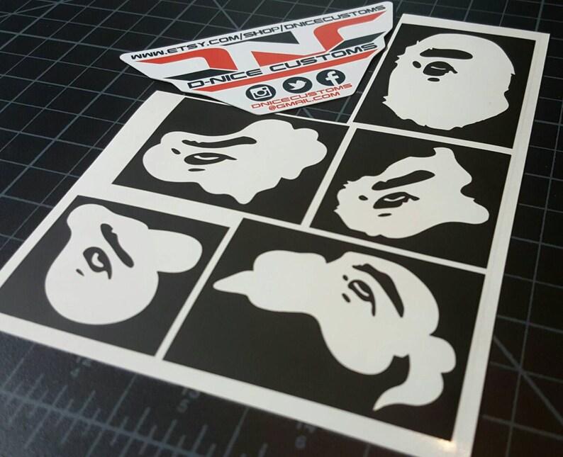 a0db52ded514 Bape Camo Stencil