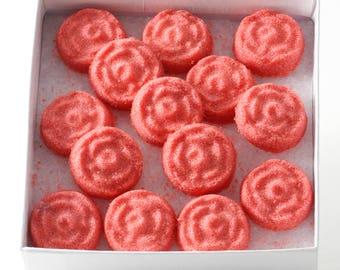 Sweet as Sin Sugar Cubes ROSES