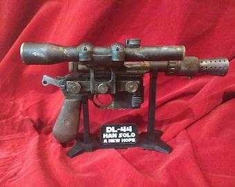 DL-44 Han Solo ANH Blaster Pistol