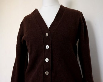 50s vintage CARDIGAN | Cardigan | 50s | Pin-up | Sweater XS