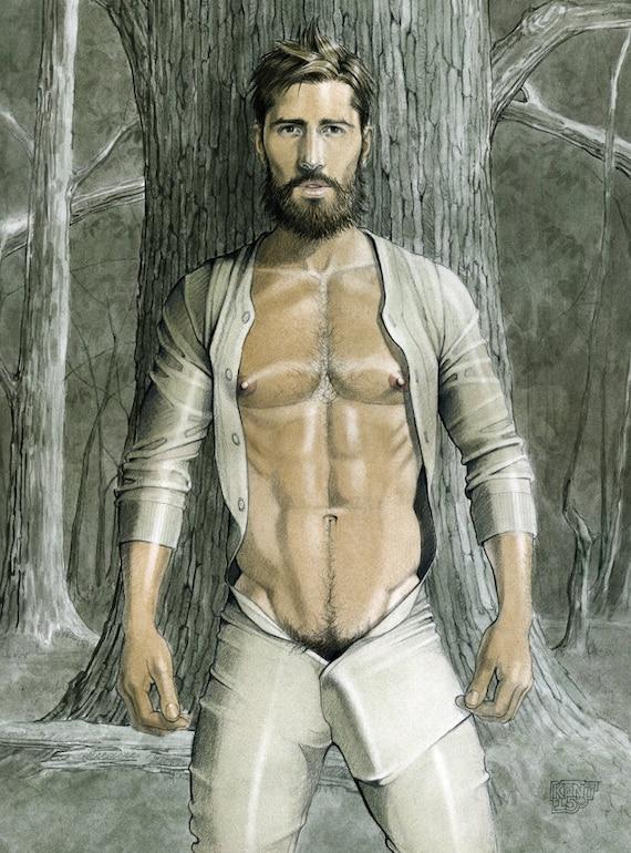 Männer nackt