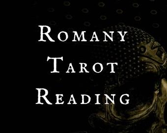 Romany Psychic Tarot Reading