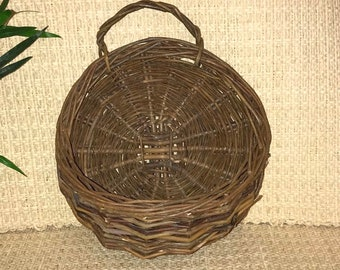 Wall Planter Basket Etsy