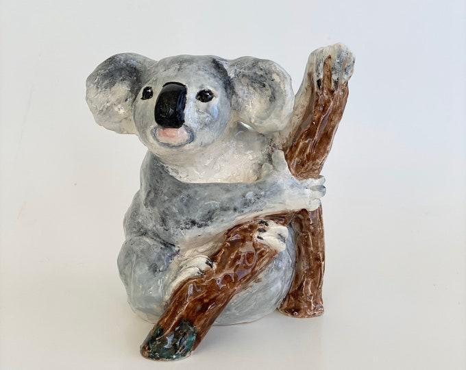 Koala Planter Sponge Holder