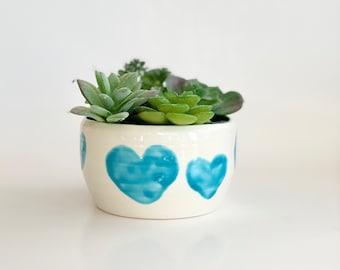 Flower Pot, Birthday Gift, Plant Pot, Friend Gift, Planter Pot, Best Friend Gift, Garden Gift, Indoor Pot, Indoor Cactus Pot, Indoor Planter