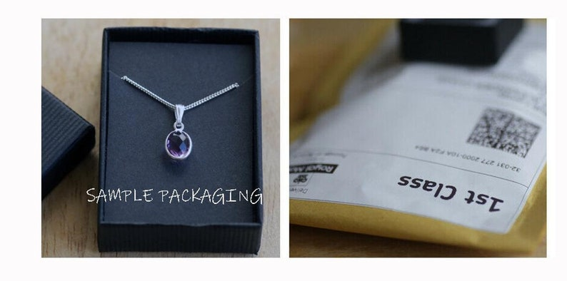 20/'/' sterling silver chain 925 Sterling silver and Black Onyx necklace charm pendant with 16/'/' 18/'/'