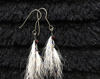 Fly Fishing Earrings custom tied to your request
