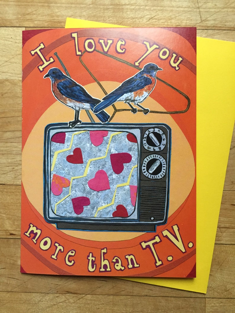 Love TV Card image 0