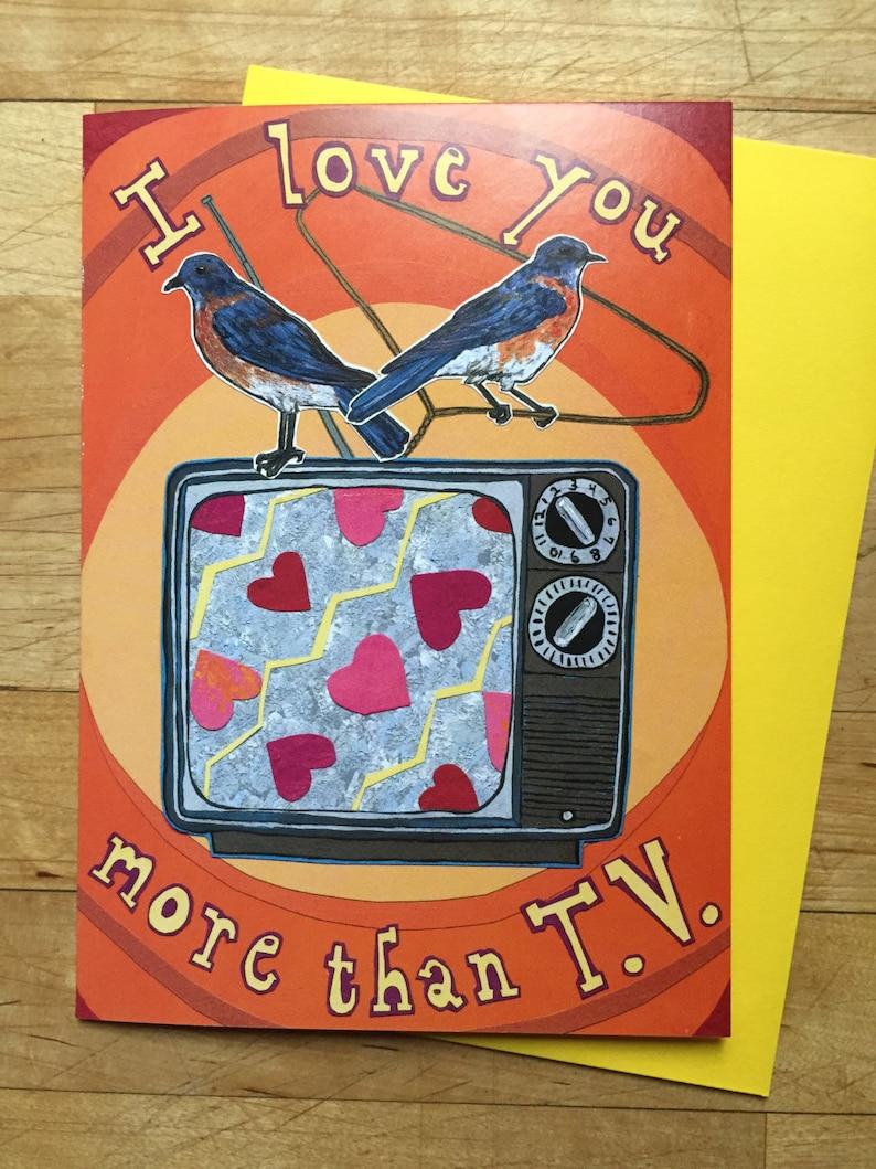 Love TV Card image 1