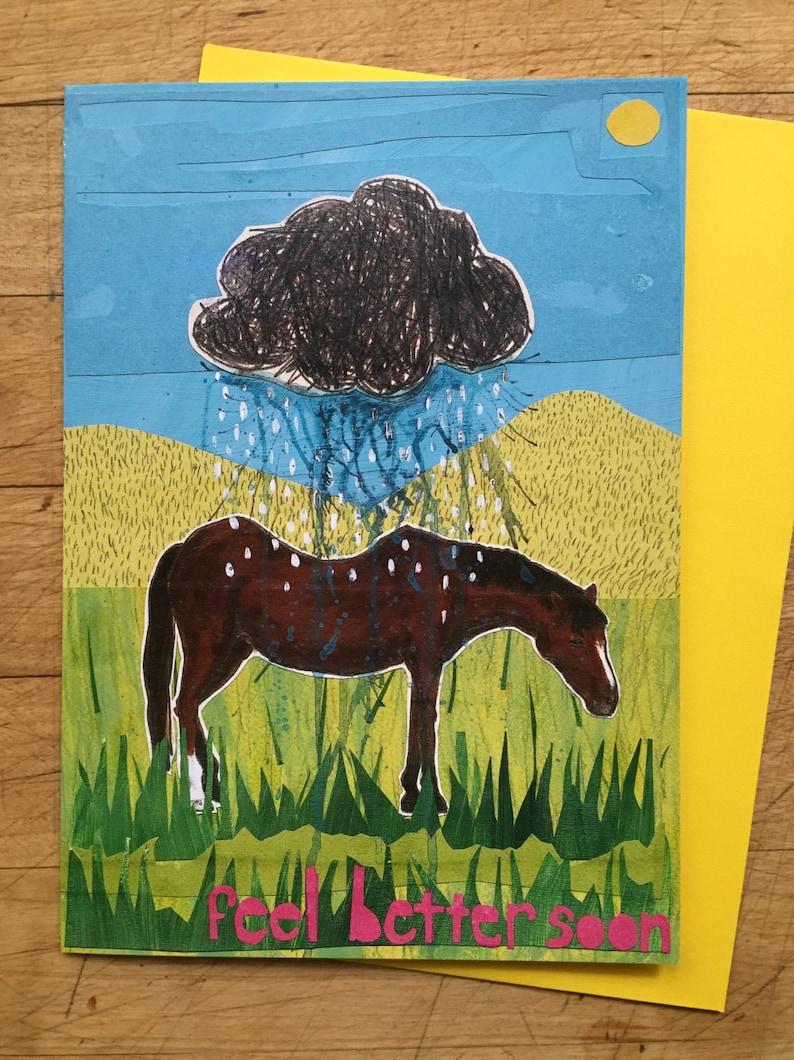 Feel Better Horse image 1