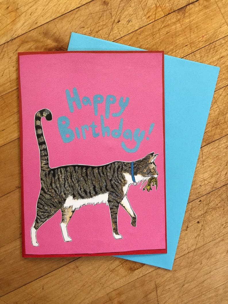 Mr. Wigglepants Birthday Card image 1
