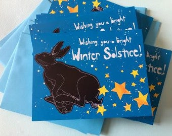 Winter Solstice Boxed Cards