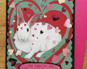 Fuzzy Inside Valentine