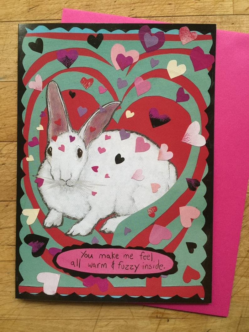 Fuzzy Inside Valentine image 1
