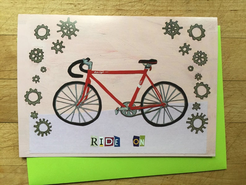 Ride On Card image 1