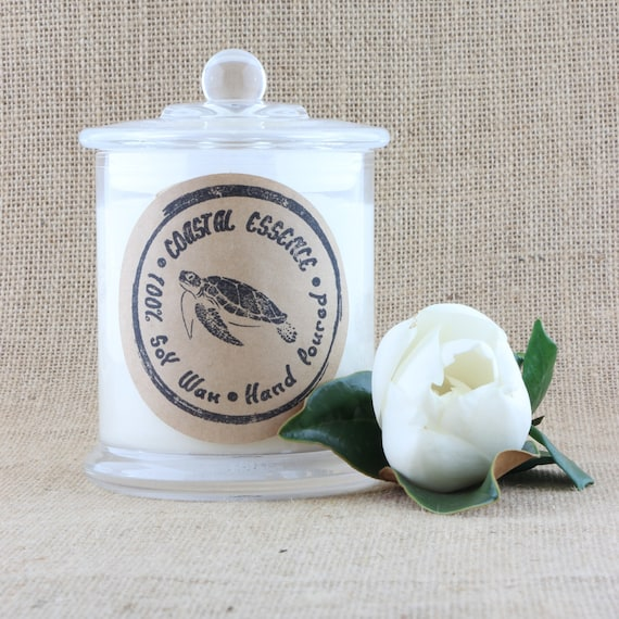 Jasmine and Magnolia Scented Candles
