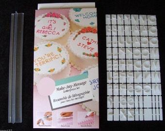 Big Brigitte italic write any Message what cake pastry