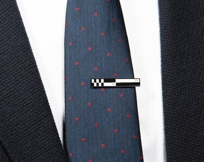 "The ""1:5 Scale Bar"" Tie Bar"