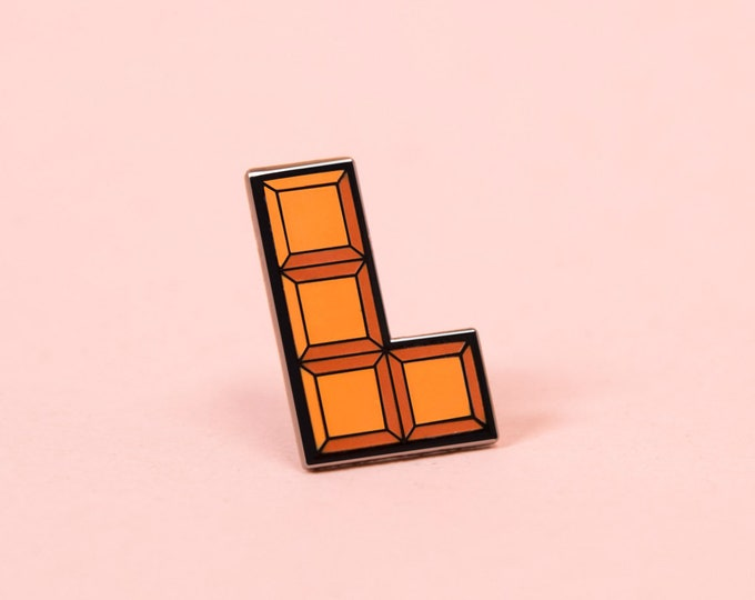 The Tetris 'L' Pin